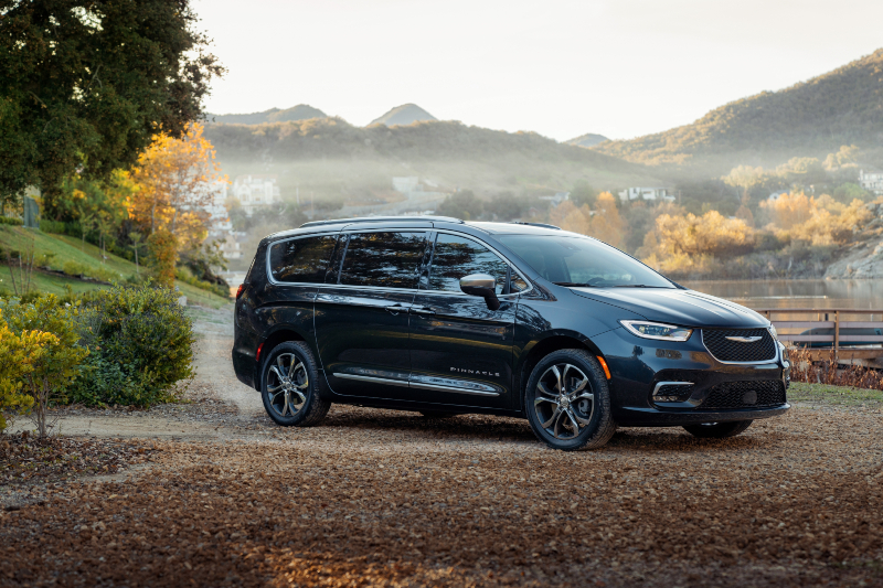 2021 Chrysler Pacifica Pinnacle,