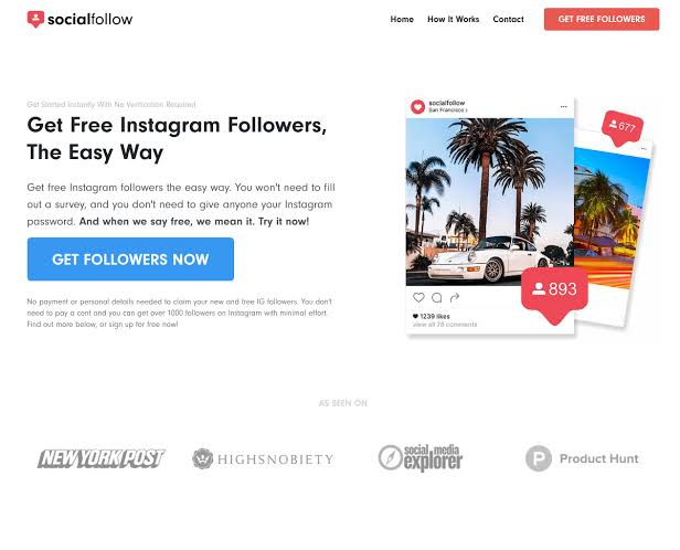 7 Situs Penambah Followers Gratis Instagram Tanpa Harus Following