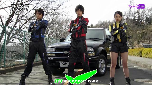 Tokumei Sentai Go-Buster