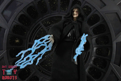 Star Wars Black Series Emperor Palpatine & Throne