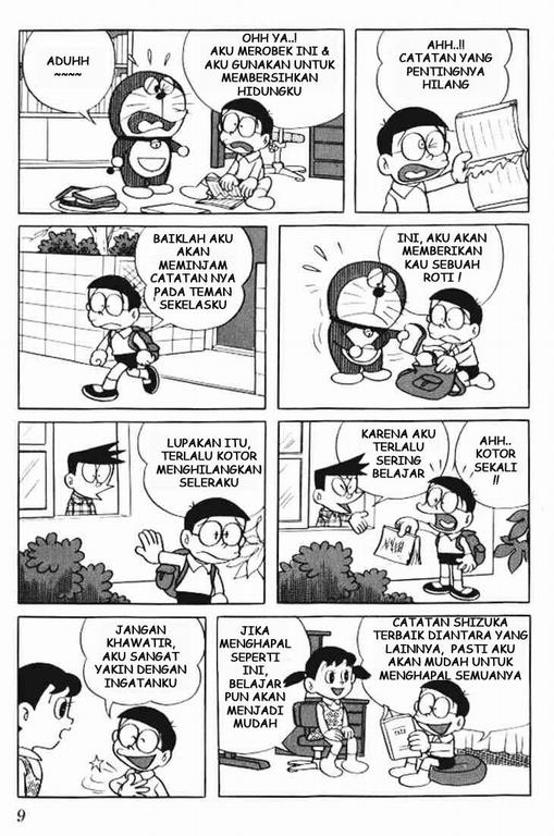 Pdf doraemon kumpulan komik