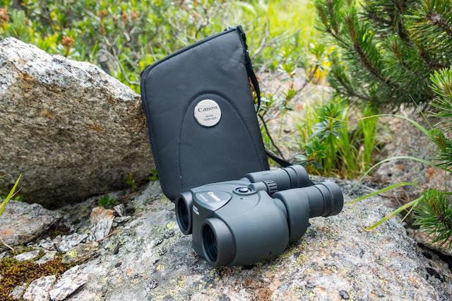 Canon 10x30 IS II  Fernglas mit 10facher Vergrößerung und Bildstabilisator 03