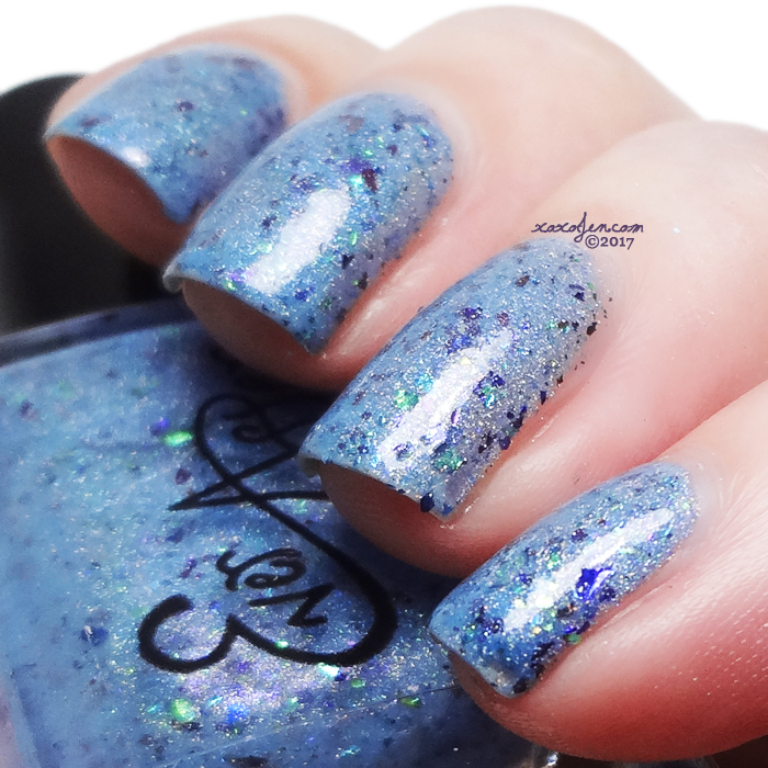 xoxoJen's swatch of Ever After Haraineer
