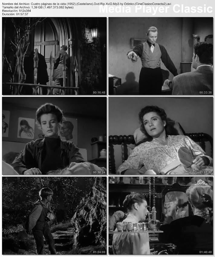 Secuencias: Cuatro páginas de la vida | 1952 | O. Henry's Full House