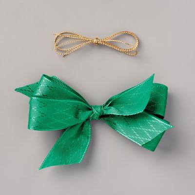 wonder of the season ribbon, ribbon combo pack, christmas ribbon, gold cord, green ribbon,  stampin' up!, holiday mini catalog, paper crafts, stamping, craft supplies, stampin' up! demonstrator