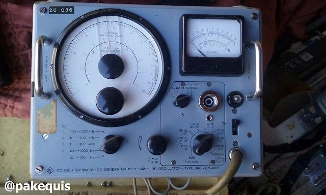 Rohde & Schwarz Type SRB BN 40851