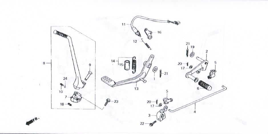 NSR Salatiga: NSR 150 RR Parts Catalogue
