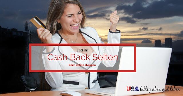 Geld zurück beim online einkaufen