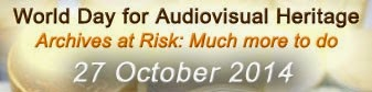Всемирный день аудиовизуального наследия в 2014 году