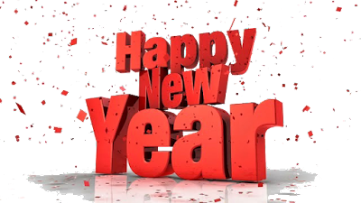 2017 Happy New Year PNG Pictures