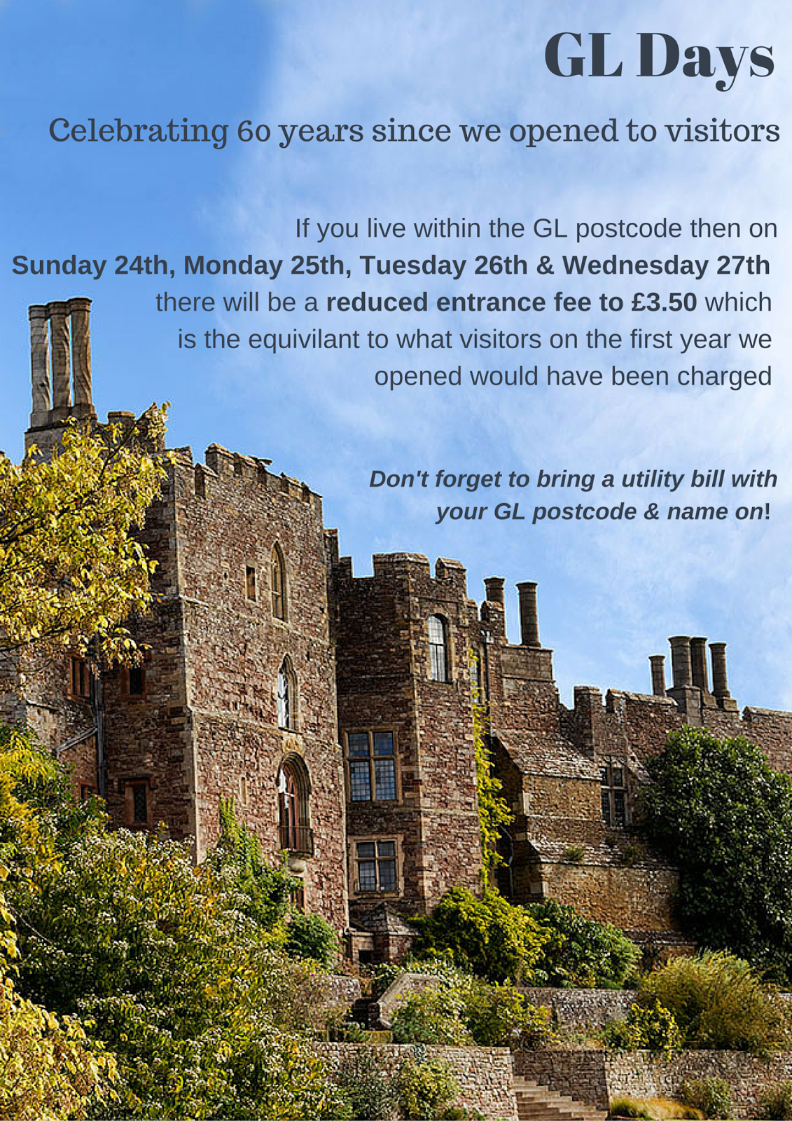 On Easter Sunday in 1956 Mr Berkeley opened the Berkeley Castle doors to the paying public for the first time in history. To celebrate the 60th anniversary ... & Berkeley Castle News: April 2016