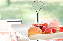 Touch Of Vintage Bb Bakery Afternoon Tea London