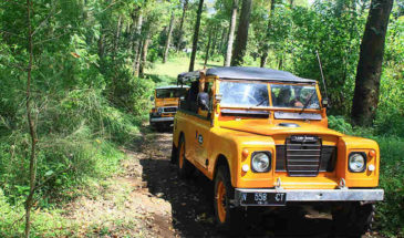 PAKET OFFROAD | Untuk Outing Outbound Gathering