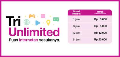 cara-aktivasi-tri-unlimited-internet-murah