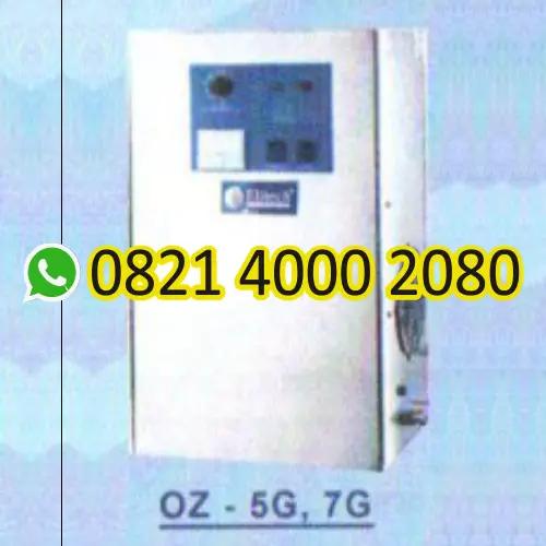 harga mesin ozoe generator, jual ozone generator, beli ozone generator, alat ozone generator