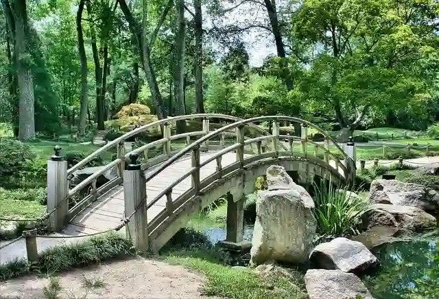 اجمل حديقة في العالنم