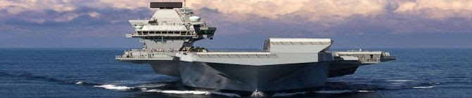Royal Navy Personnel On UK Carrier Shares Family Bond With Indian Military