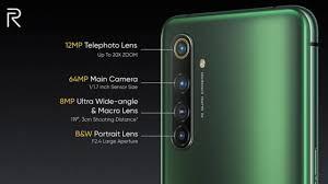 Realme X50 Pro 5G : Design and Display