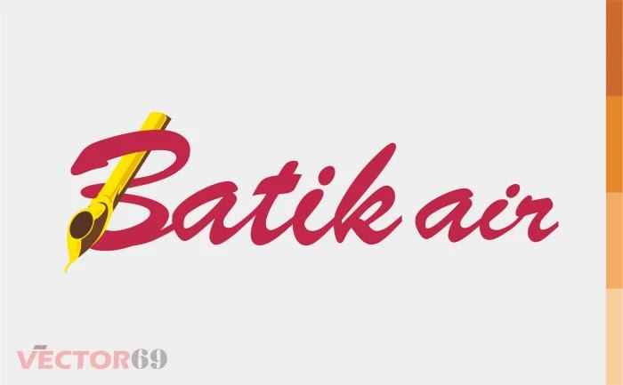 Batik Air Logo - Download Vector File AI (Adobe Illustrator)