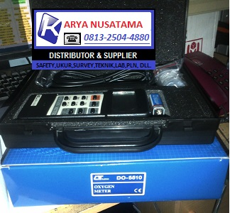 Jual Lutron Oxygen Meter DO-5510 di Jepara