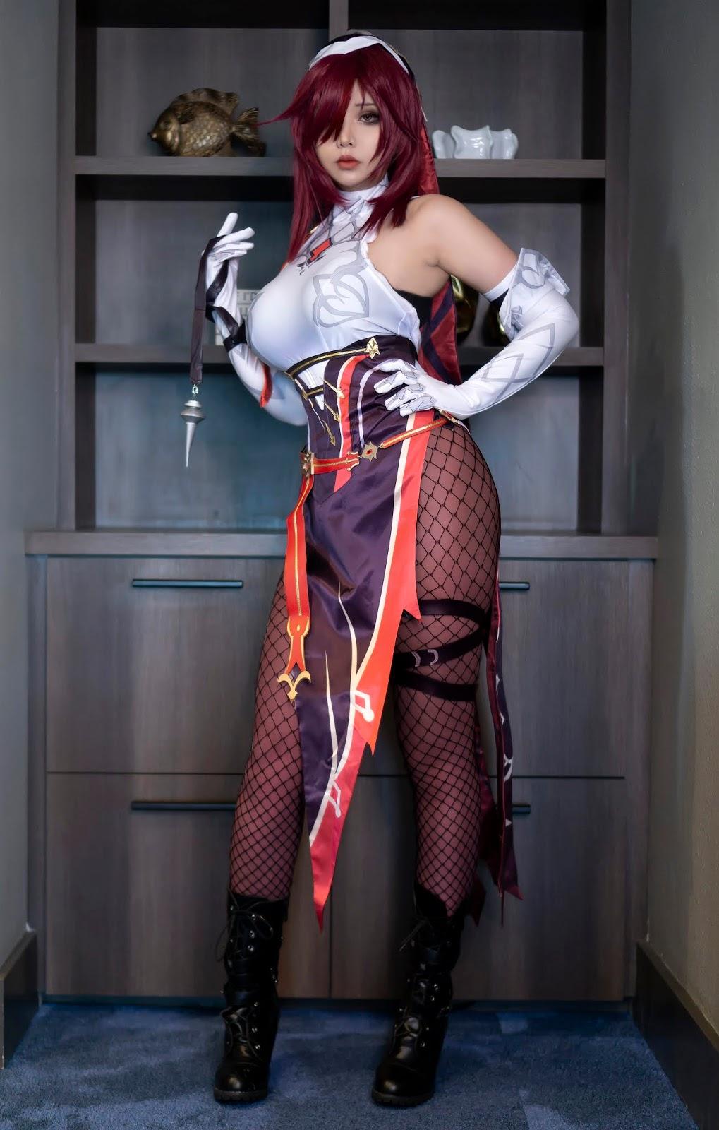 Hana Bunny - Rosaria (Genshin Impact)