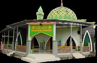 Masjid Darul Muhajirin Samarinda