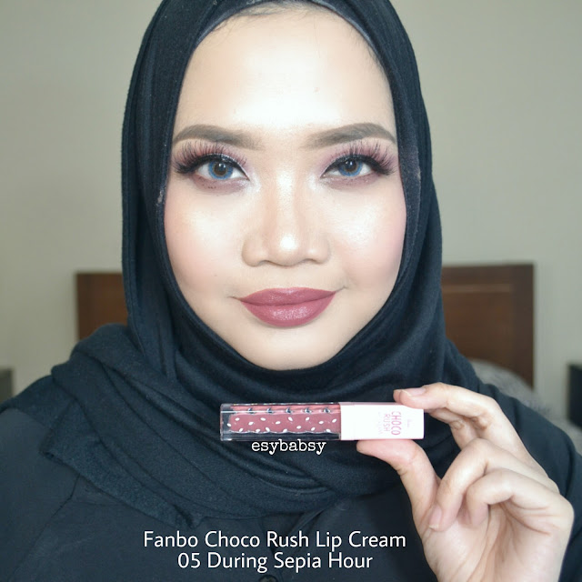 review-fanbo-choco-rush-lip-cream-all-shades-esybabsy