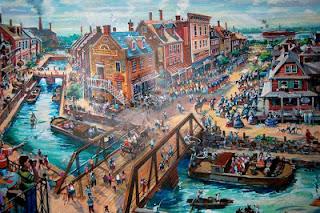 Disney's America Concept Art Never Built