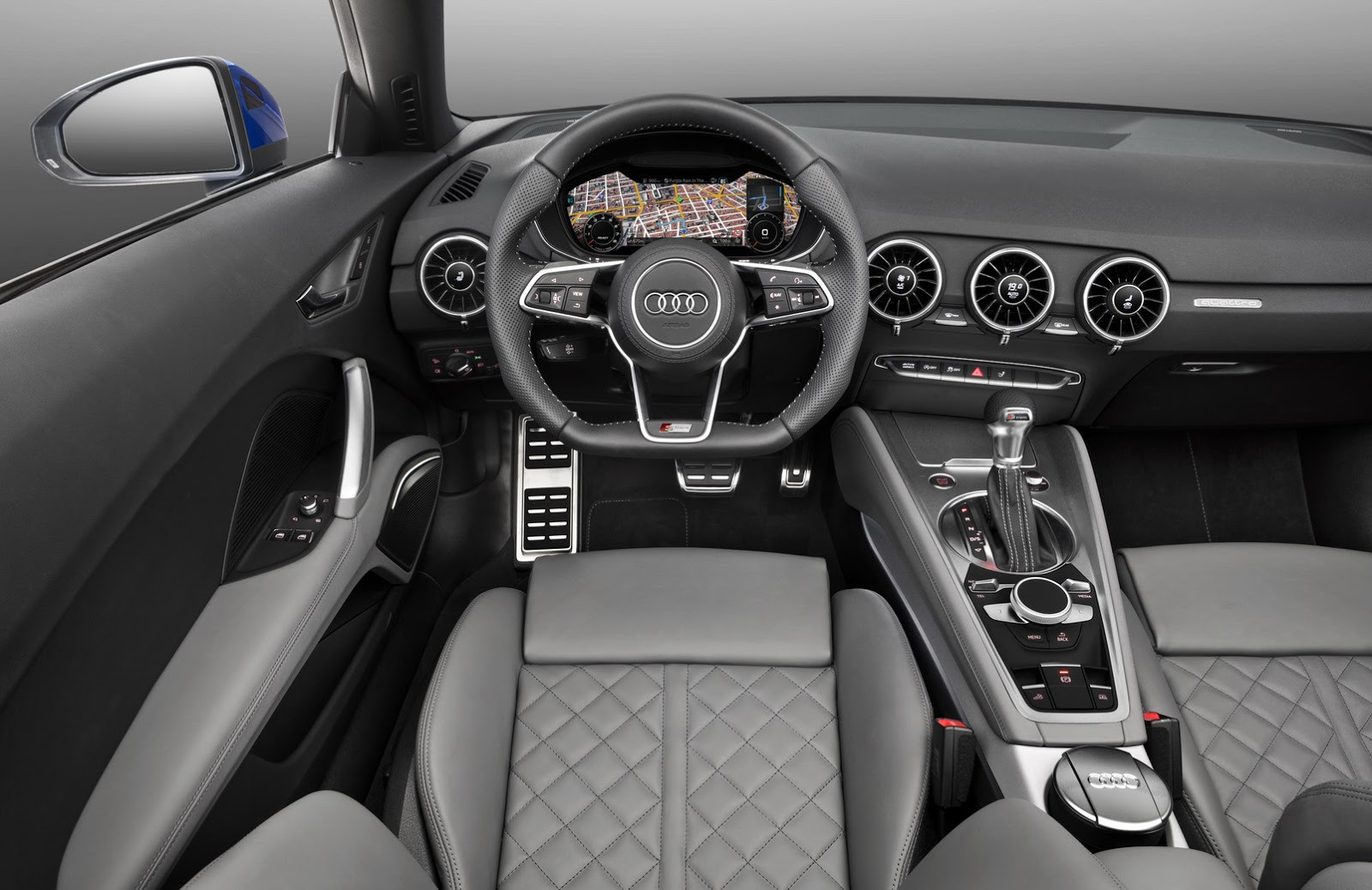 Audi Tt For Sale >> Audi Opens Up New TT and TTS Roadster [31 Photos]