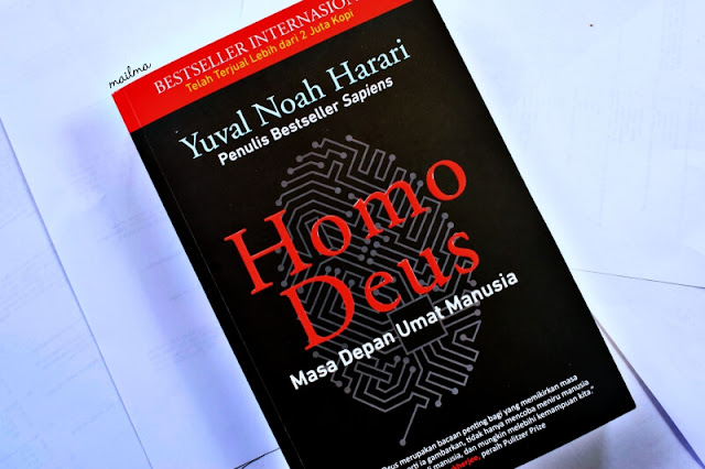 [BACA BUKU] Homo Deus