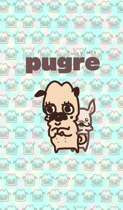 PUGRE juicy mix