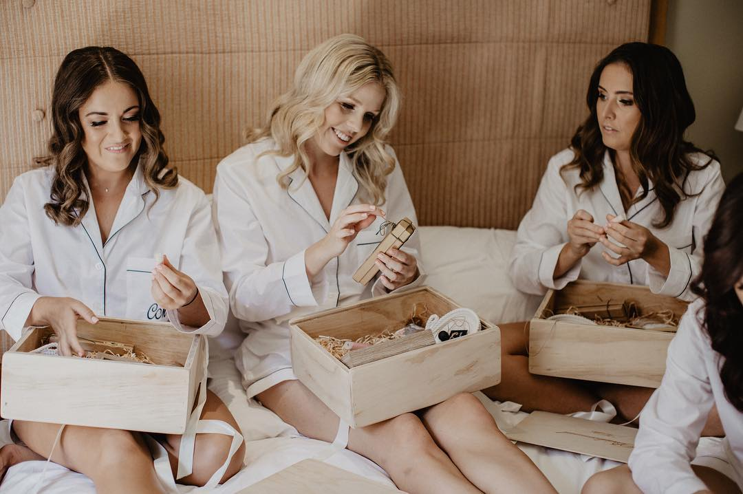 Q+A: THE BRIDAL BOX CO   PERSONALISED BRIDAL PARTY GIFTS GOLD COAST QLD