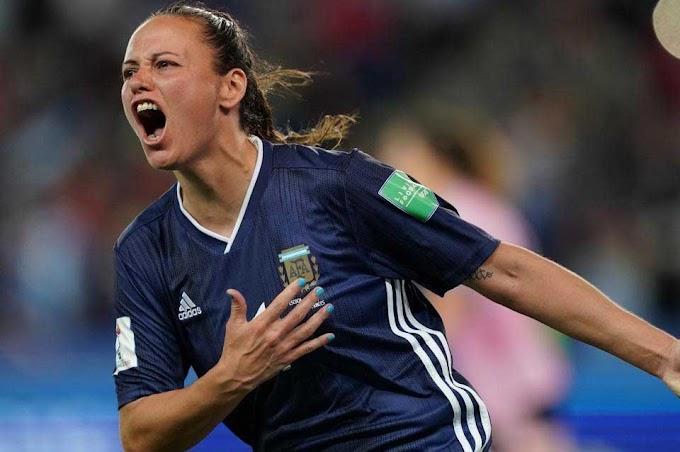 Argentina ascendió dos puestos en el ranking FIFA