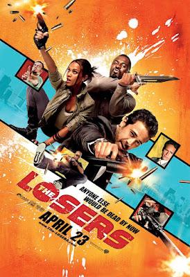 The Losers (2010) โคตรทีมแพ้ไม่เป็น