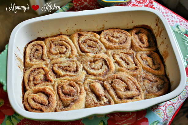 Old Fashioned Butter Rolls