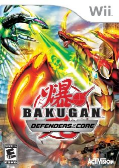bakugan defenders of the core ds rom