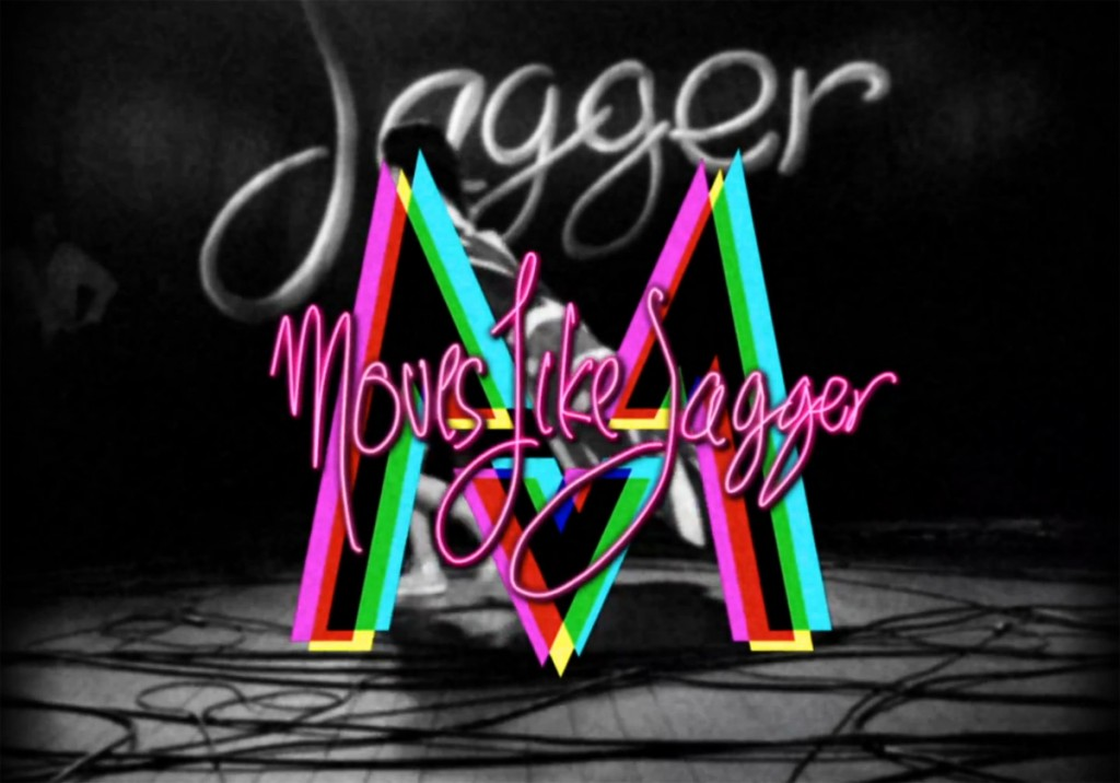 Moves Like Jagger Maroon 5 Featuring Christina Aguilera