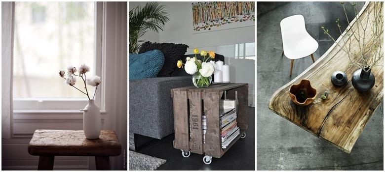madeira, rústico, decoração, japão, minimalismo, menos é mais