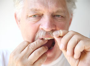 Americans Are Flossing in the Strangest Places