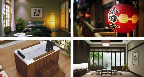 Japanese Home Décor