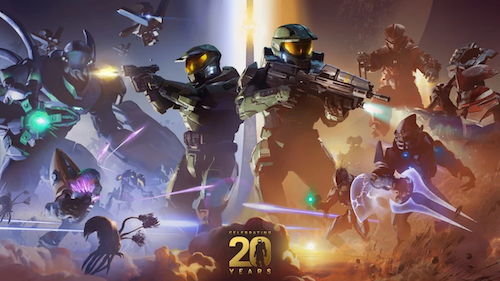 20 years of Xbox and Halo