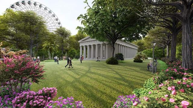 Dự án Sunshine Heritage Resort Sơn Tây Phúc Thọ Hà Nội