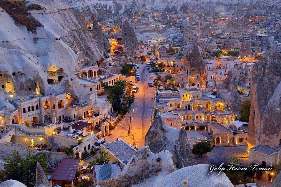 Resultado de imagem para A CAPADÓCIA NA TURQUIA