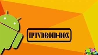 APK TÉLÉCHARGER IPTVDROID BOX