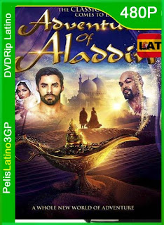 Adventures of Aladdin (2019) | DVDRip Latino HD GoogleDrive 1 Link