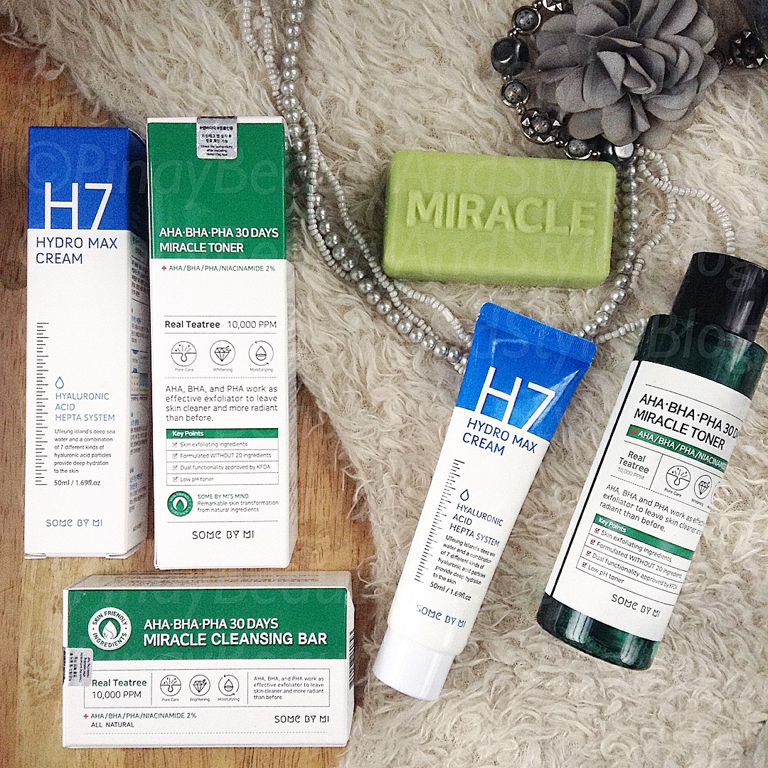 Somebymi Aha Bha Pha 30 Days Miracle Toner 150ml Cleansing Bar 106g Some By Mi Me Where To Buy Philippines And Unboxing What Is The