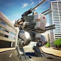 Mech Wars: Multiplayer Robots Battle Mod Apk
