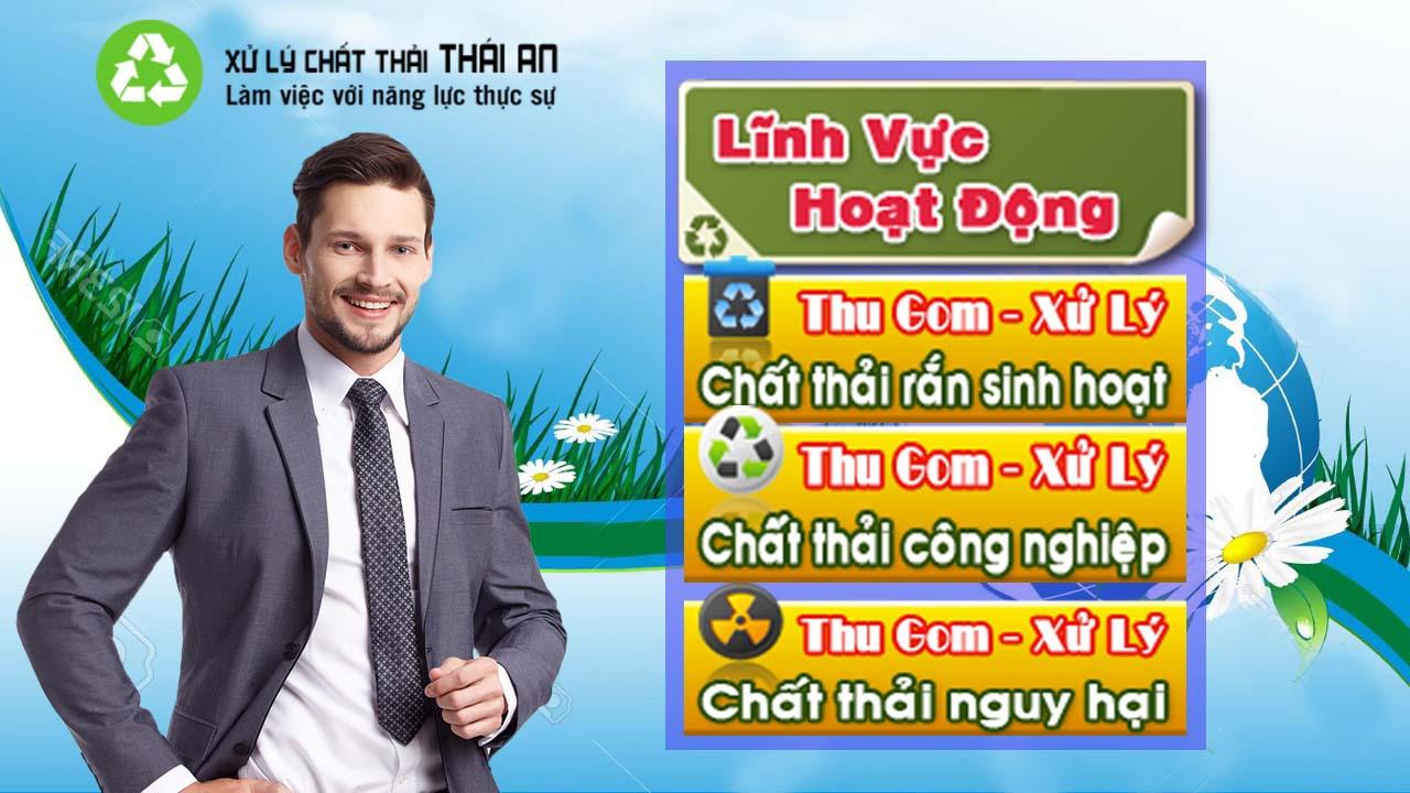 công ty môi trường Thái An