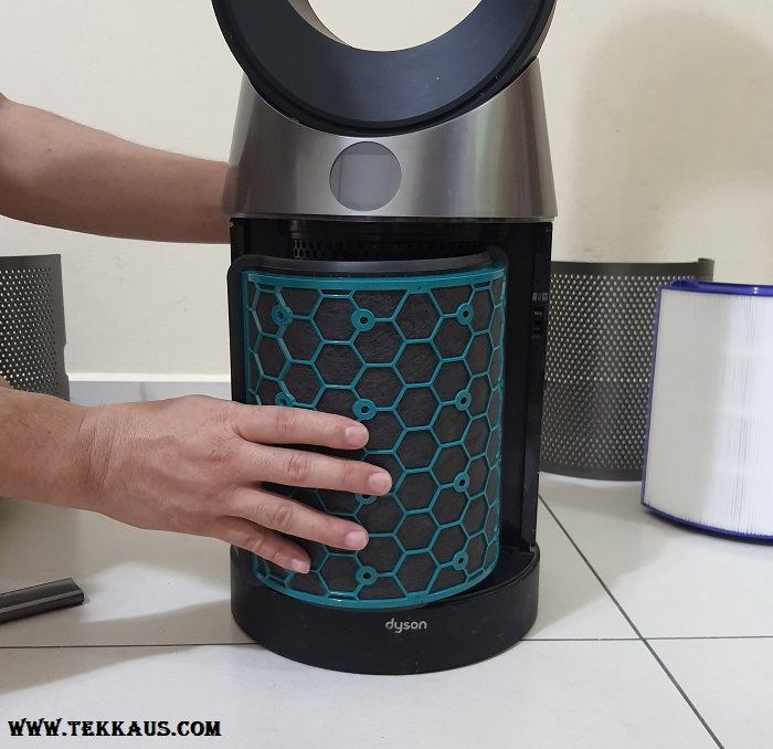 How To Change Dyson Air Purifier Filters