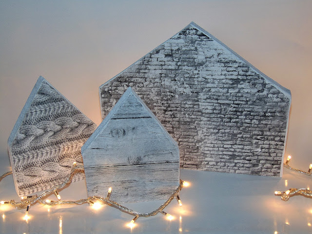 dekoracyjne skandynawskie domki small cottages DIY